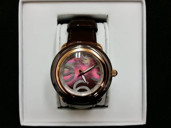 ◆ (未使用品) フォリフォリ時計 ◆