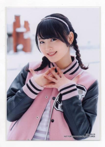 NGT48 水澤彩佳 君はメロディー 通常盤 特典 生写真