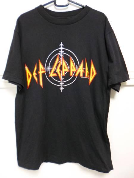 希少 デフレパード ヴィンテージTシャツ 92年 当時 良品L