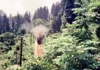 ◆【即決写真】1968.7 奥羽本線 津軽湯の沢 C61+客 /10-33