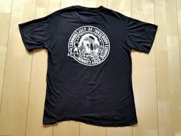 1993年7月22日!マッドカプセルマーケッツ BODY CUNNING Tシャツ