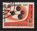 チェコ・スロバキア 1965年CTO 国際純正・応用化学連合#1565
