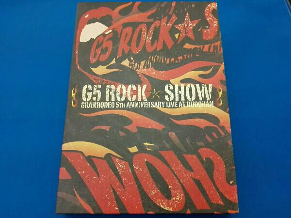 GRANRODEO LIVE at BUDOKAN~G5 ROCK★SHOW~DVD ライブグッズの画像
