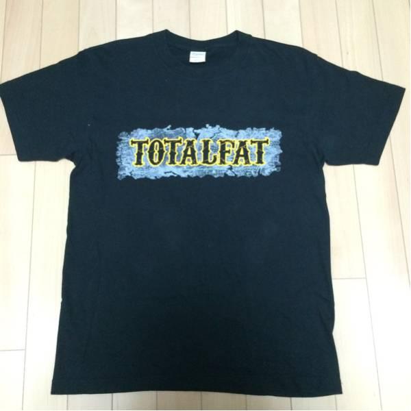 TOTALFAT トータルファット Tシャツ 2009tour Tシャツ