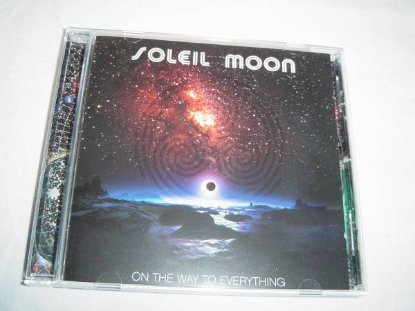 SOLEIL MOON 「ON THE WAY TO EVERYTHING」 メロディアス・ハード系名盤 Michael Thompson関連_画像1