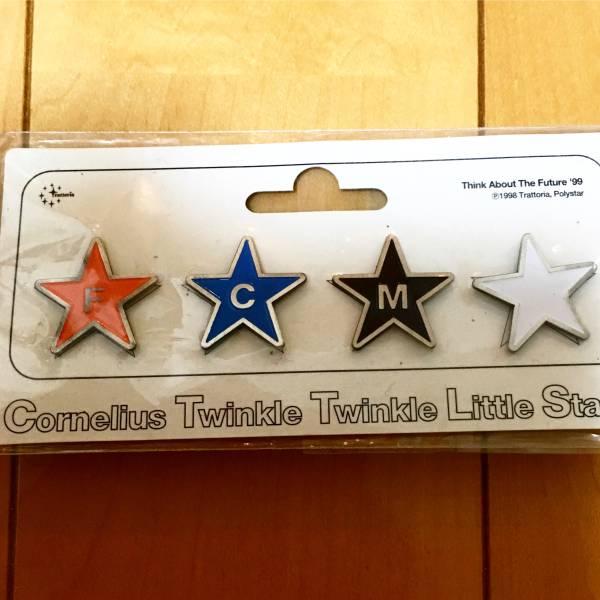 Cornelius Twinkle Twinkle Little Star ピンバッジ