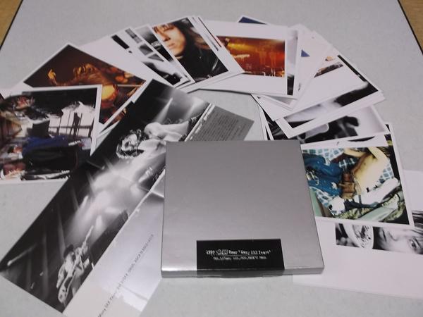 ○ 黒夢 1997ツアーパンフ 【ManySEX Years Vol.3 パンフ】清春 ライブグッズの画像