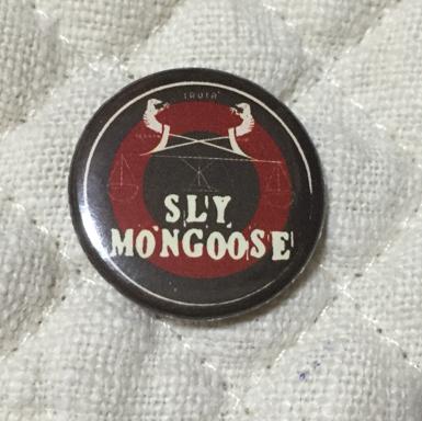 ★ RSR ライジングサン バッジ ★ SLY MONGOOSE