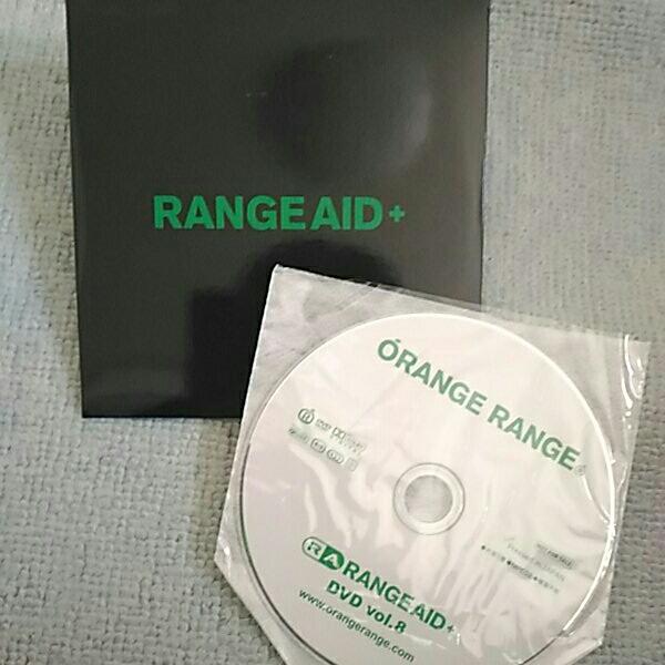 ORANGE RANGE ファンクラブRANGE AID 会報DVD vol.8