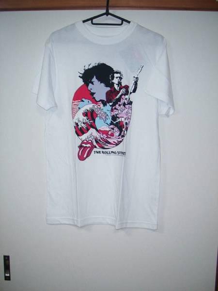 ローリングストーンズ 有賀幹夫デザイン Tシャツ