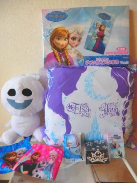 アナと雪の女王 セット つめこみ福袋⑥ 9点入 アナ雪 ディズニーグッズの画像