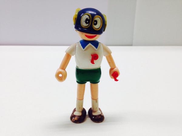藤子不二雄 小学館 パーマン おもちゃ/人形 高さ 11㎝ 希少/レア