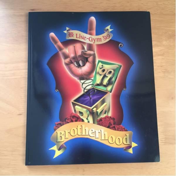 【美品】B'z Live-Gym Brotherhoodパンフレット