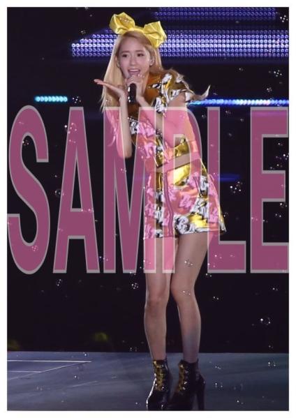 少女時代 ユナ SMTOWN LIVE WORLD TOUR4 東京 写真9枚