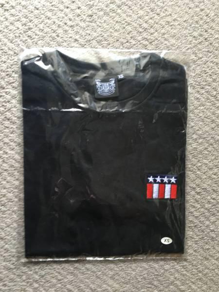 貴重☆GLAY☆ハイコミツアー2007~08しゃーッTシャツ黒XS新品