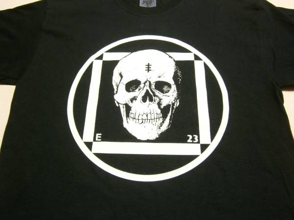 PSYCHIC TV「TEST CARD SKULL」T-Shirts ◆輸入新品 送料無料◆