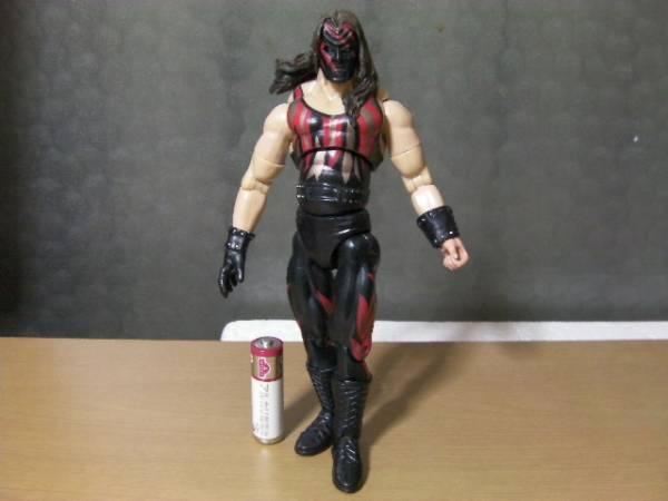 プロレス フィギュア WWE ケイン KANE グッズの画像