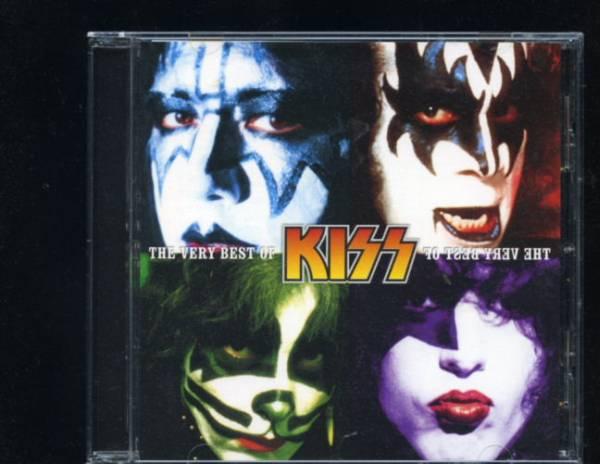 ♪♪CD 『地獄の宝石~ヴェリーベストオブ・KISS 』解説・歌詞・対訳・帯付・日本盤♪♪_画像1