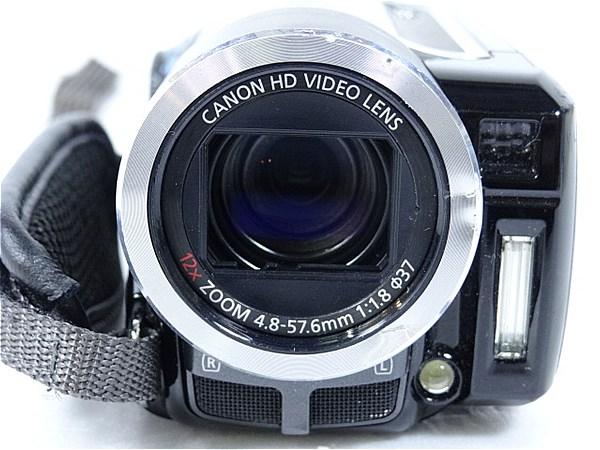 ★CANON キャノン デジタルビデオカメラ iVIS HF11 ジャンク品★_画像3