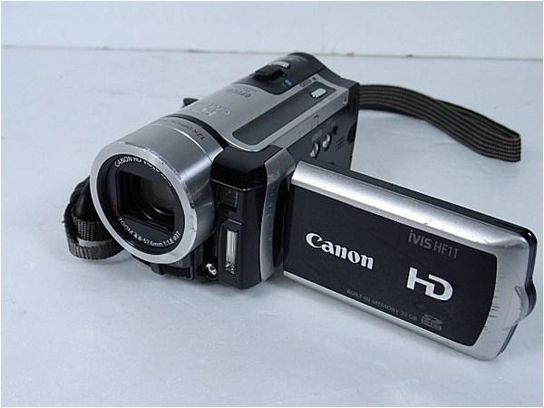 ★CANON キャノン デジタルビデオカメラ iVIS HF11 ジャンク品★