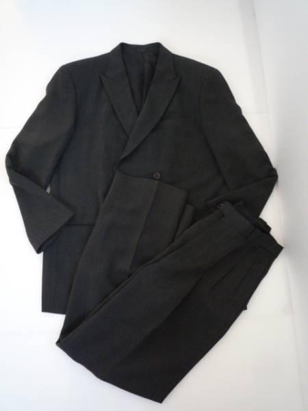 【お得!!】 ◆ IL MESSE ◆ スーツ上下セット LA ダークグレー系 79_画像1