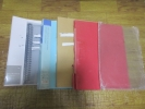 ◆難有 大量 中古 ファイル バインダー 事務用品 6セット
