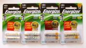 General - ★★エナジャイザー ニッケル水素充電池 単4形8本 新品★★