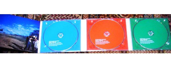 DJ Spinna/Strange Games And Things☆DJスピナ 70年代MIX 3CD_画像2