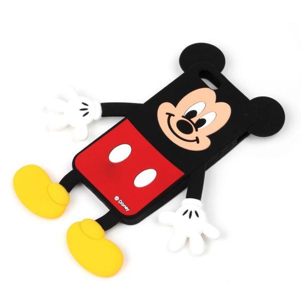 【激安】iJacket ミッキーマウス 新品 iPhone5/5s