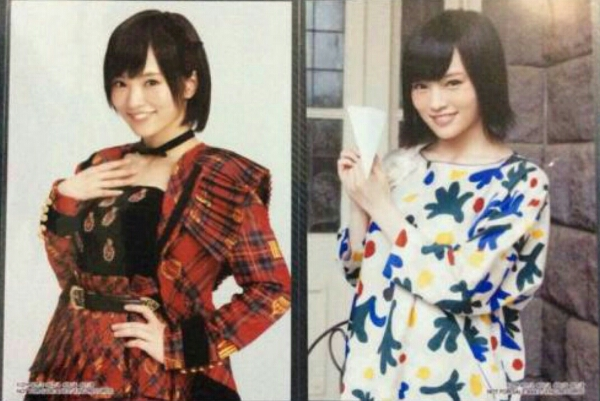 AKB48唇にBe My Baby/通常盤封入特典生写真/山本彩2種セミコンプ ライブ・総選挙グッズの画像