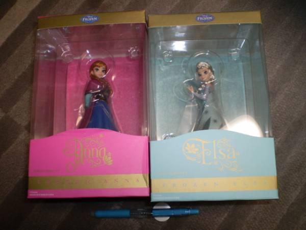 新品 フィギュアーツZERO アナと雪の女王 アナ エルサ 人形 フィギュア ディズニー 魂 ディズニーグッズの画像