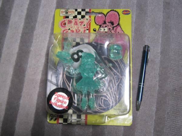 新品 激安 ラットフィンク クレイジーガール フィギュア ED ROTH 人形 モンスター figure doll レトロ レア ビンテージ 海外キャラクター_画像1