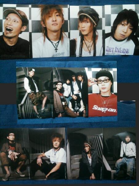 ◆ 写真 フォト AYA seek S MIKI YUKI keiji Mix Speaker's,Inc. ミックススピーカーズインク サイコルシェイム グッズ