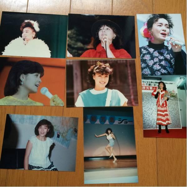柏原芳恵 80年代アイドル送料82円価格即決価格写真