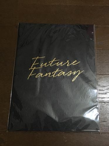 山下智久 FUTURE FANTASY コンサート ライブ パンフレット