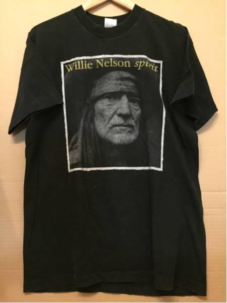 2枚セット【ウィリーネルソン 】ビィンテージ Tシャツ ロックT