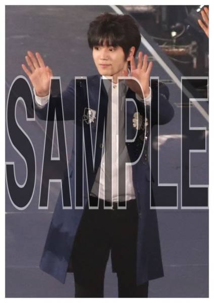 INFINITE ソンジョン SUPER CONCERT The Show2015 写真8枚