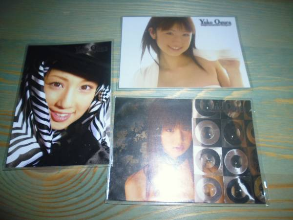 2005 イマジオ 小倉優子 BOX3+SP27枚 グッズの画像