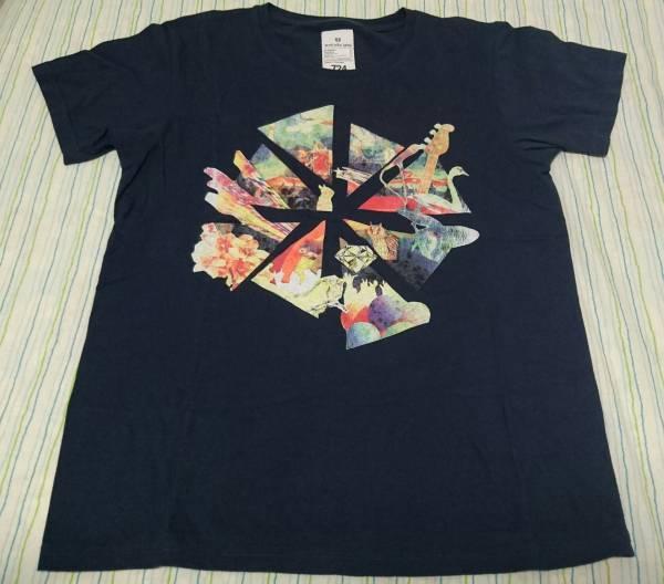 UNISON SQUARE GARDEN◇724武道館T◇Mサイズ◇Tシャツ ライブグッズの画像