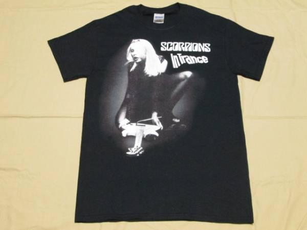 SCORPIONS/スコーピオンズ IN TRANCE Tシャツ S・M・L 新品