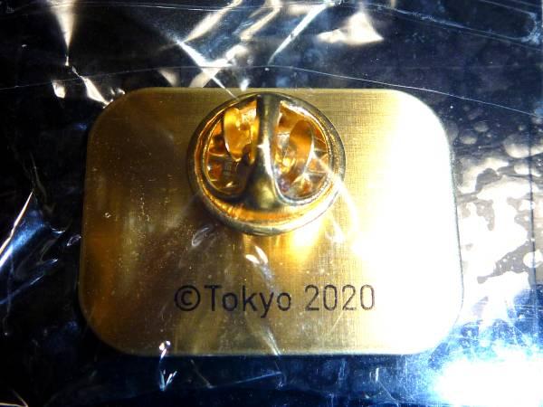 東京オリンピック・パラリンピック ロゴ バッジ 2020 新品_画像2