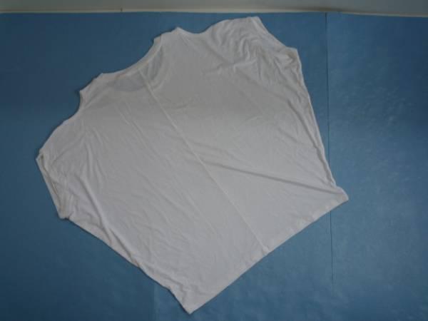 【お得!!】◆BABYEAGLE◆ 肩あきチュニック 白 半袖 丸首 無地_画像2