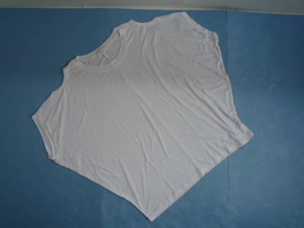 【お得!!】◆BABYEAGLE◆ 肩あきチュニック 白 半袖 丸首 無地