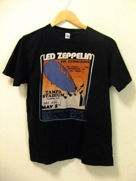 レッド・ツェッペリン Led Zeppelin バンド Tシャツ 古着 M ⑱