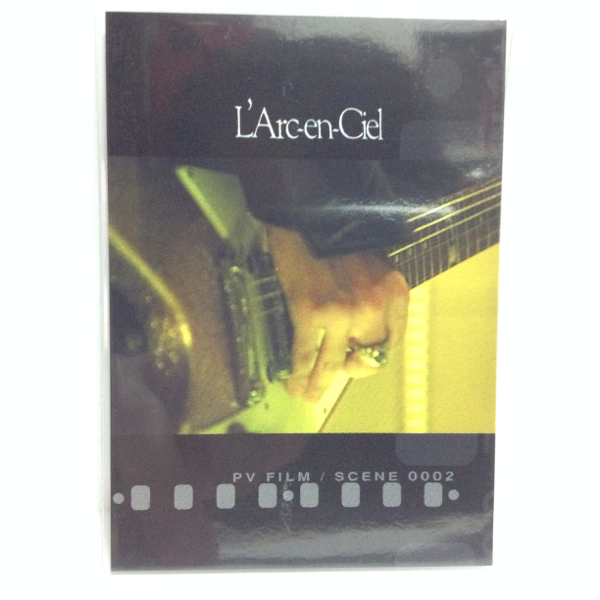L'Arc~en~Ciel TRADING CARD PERFECT COLLECTION 再販 No.65