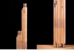 絵画 キャンバス 桐材木枠 F60号, 美品, 芸術 アート 画枠 B