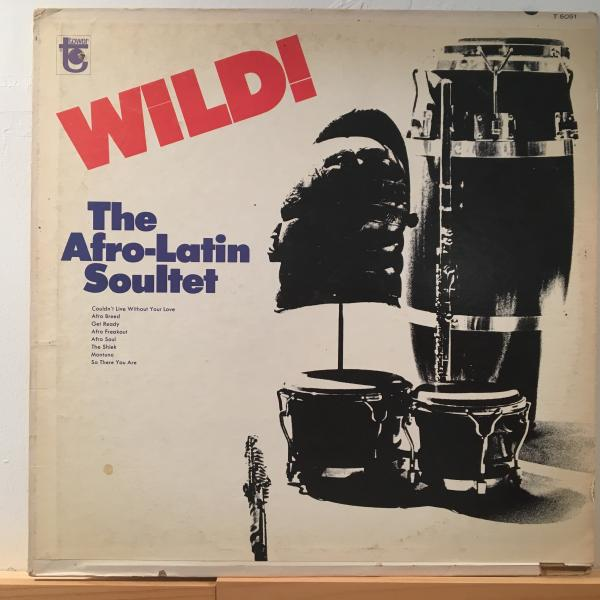 □Afro-Latin Soultet/Wild!□LATIN JAZZ傑作!_画像1