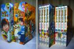 DVD-BOX 2種 モンスターファーム 円盤石の秘密 1−8