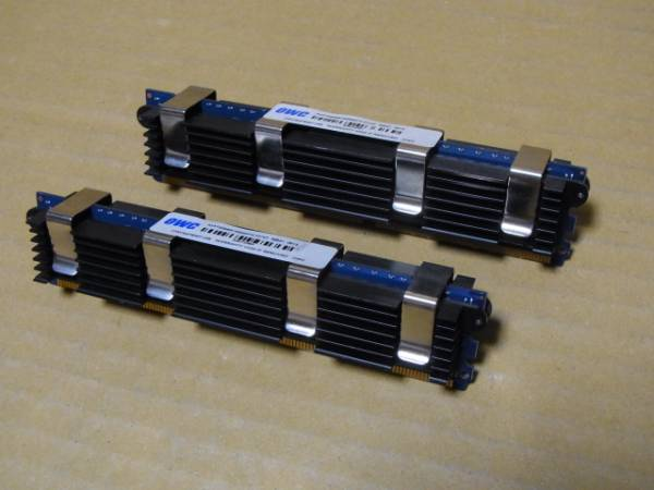 ■PC2-6400F FB-DIMM 1Gx2枚 MA970J/A OWC 1R■(DDR389)_画像1