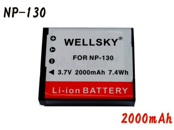 カシオ NP-130A 互換バッテリー EX-ZR1100 EX-ZR1300 EX-ZR1600_純正品と同じよう使用可能